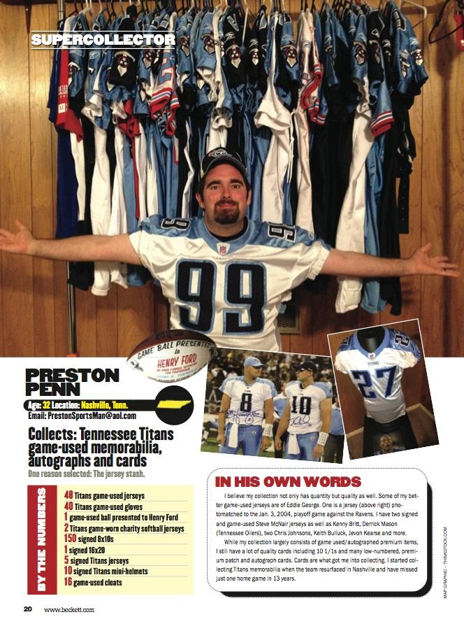 online store b3693 5d60e Titans Collection